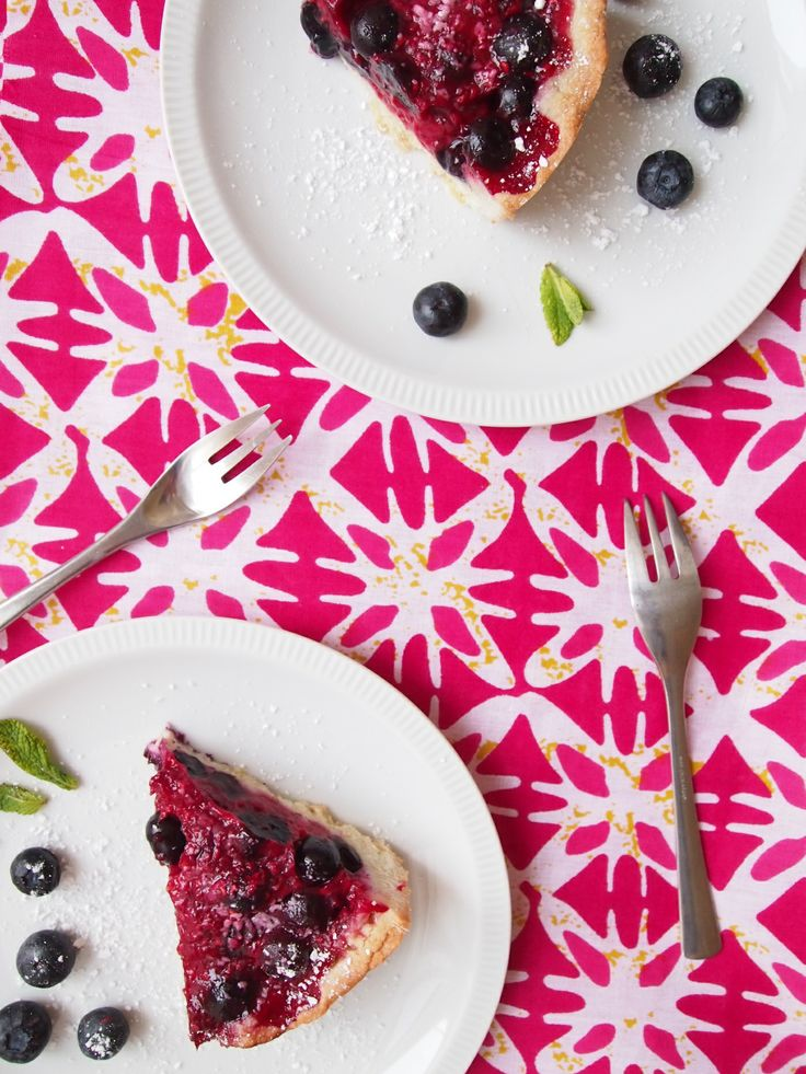Berry fruits, Star anise and Tarts on Pinterest