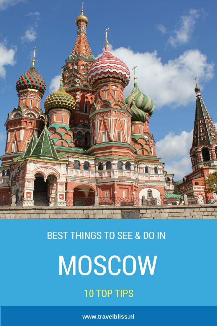 Bezienswaardigheden In Moskou Moskou Bezienswaardigheden Reizen