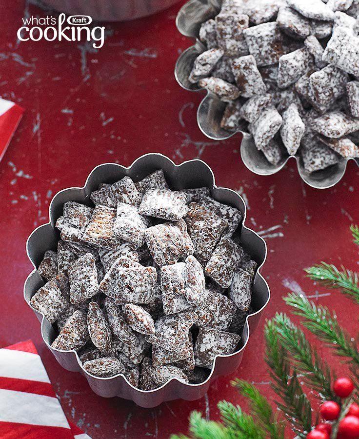 Reindeer Munch #recipe