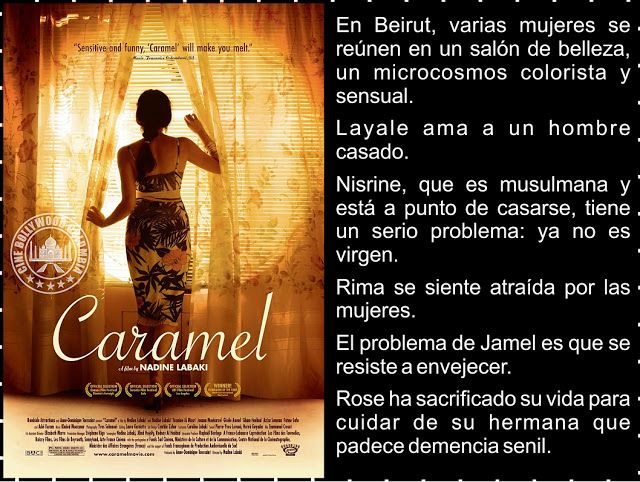 Cine Bollywood Colombia: CARAMEL