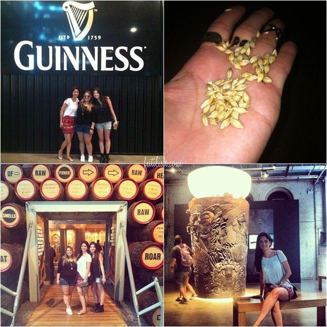 Ir para a Irlanda significa beber Guinness. Não adianta fugir. É lá que nasceu essa cerveja, que tem cerca de 250 anos e várias coisas (e comidas) na Irlanda giram em torno da minha queridaGuigui. Visitar a antiga fábrica, que agora é destinada apenas ao turismo é praticamente obrigatório. É a atração turística mais visitada …