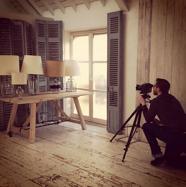 Loafy lamp line up for our photo shoot! #photoshoot