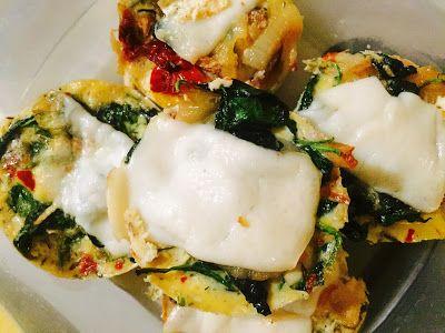 Nos w sos: Muffiny jajeczne | śniadanie | lunchbox