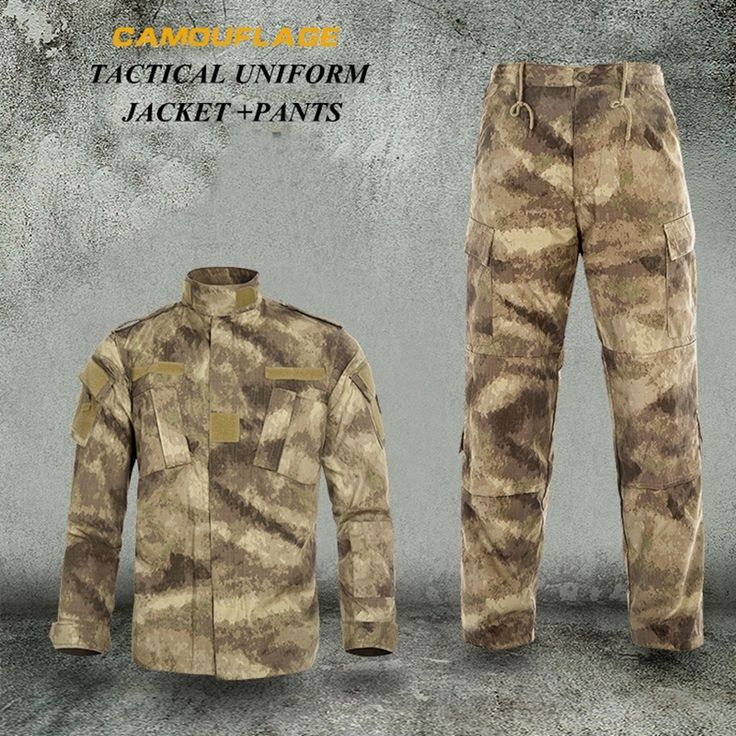 38.89$  Watch here - http://alihor.shopchina.info/1/go.php?t=32810938030 - Outdoor Hunting Tactical Uniform Airsoft Combat Paintball Camouflage Clothing Suit Jacket + Pants  #buyininternet