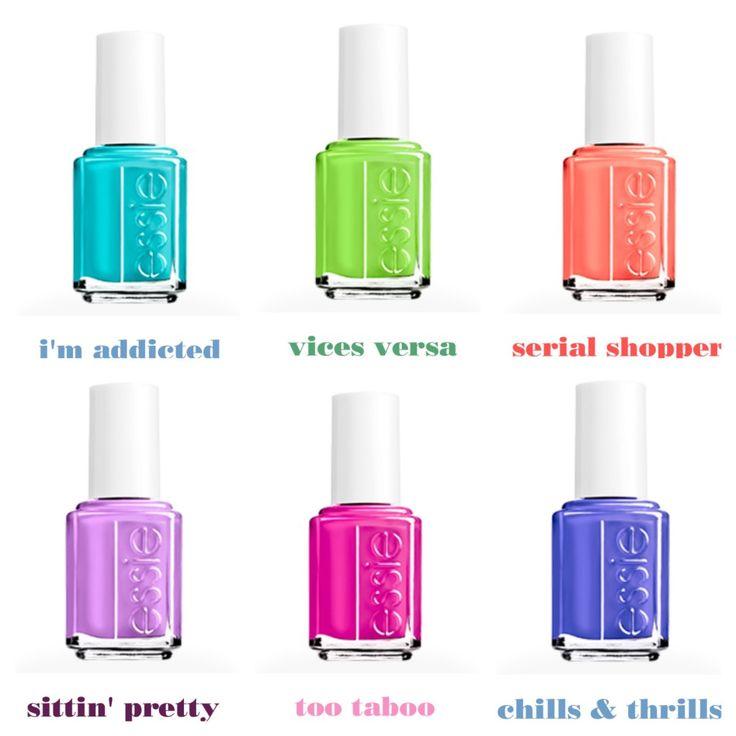 50 best Cool nail polish images on Pinterest   Neon nail polish ...