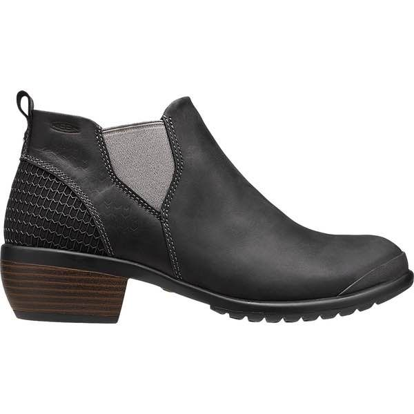 Morrison Chelsea Shoes Black