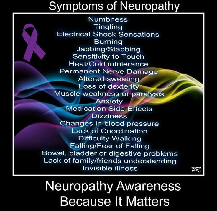 treatments for painful neuropathy Peripheral neuropathy is damage to nerves in the extremities of the body - such as the feet and hands - causing pain, tingling, numbness and weakness.