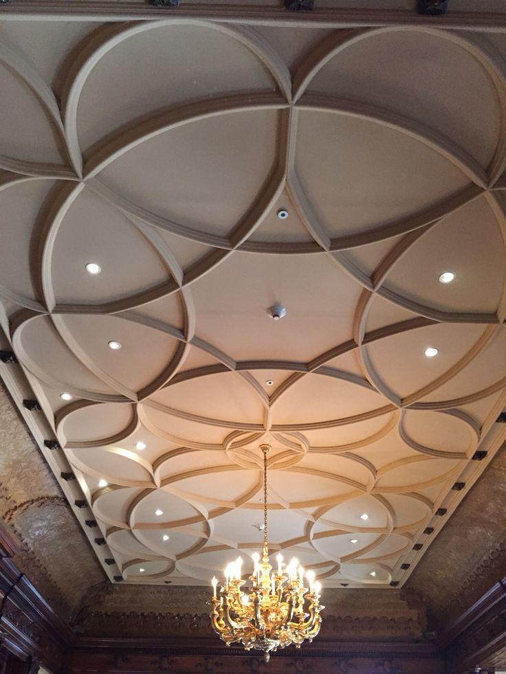 Ceiling at the Union league Philadelphia