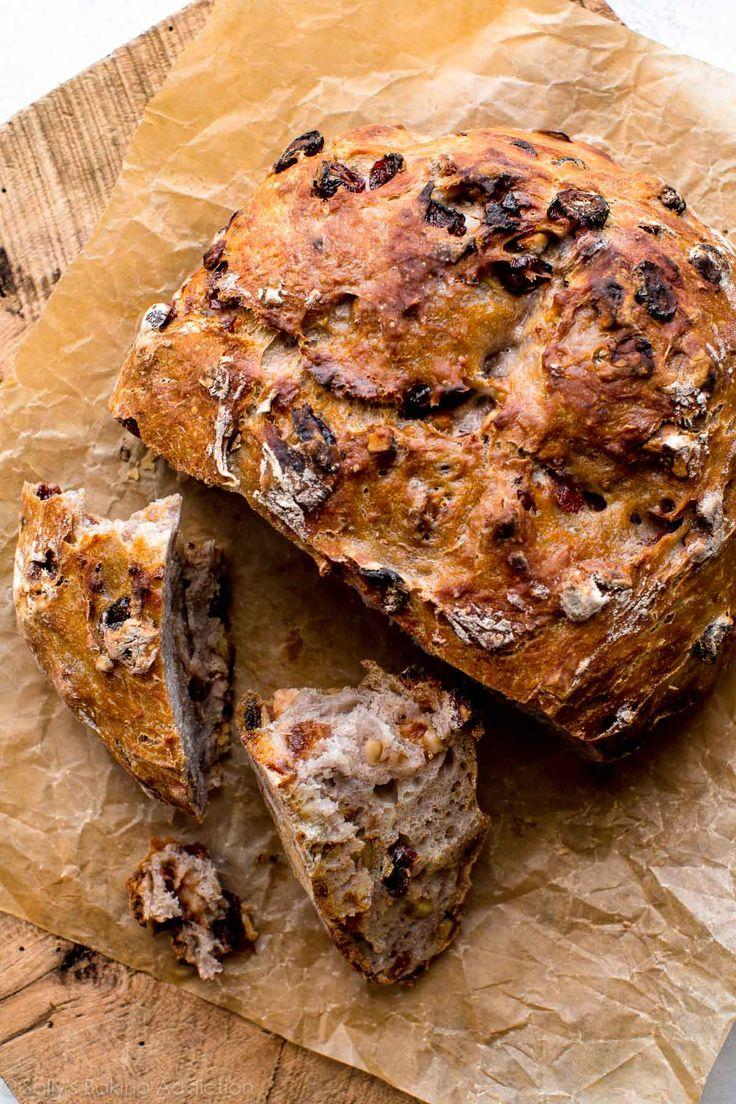 Rosemary Artisan Bread Recipe