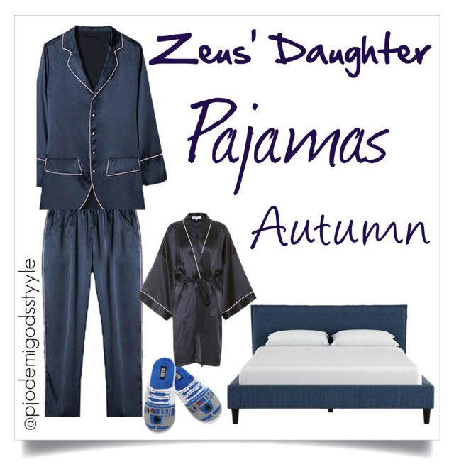 """Zeus' Daughter Fall #15"" by misszizzentyu ❤ liked on Polyvore featuring Olivia von Halle"