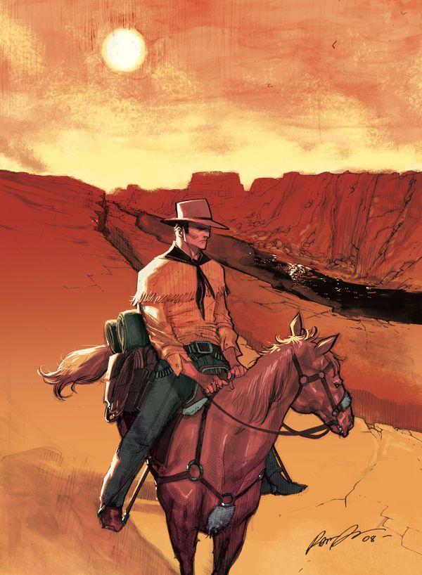 Tex by rafaelalbuquerqueart.deviantart.com on @deviantART