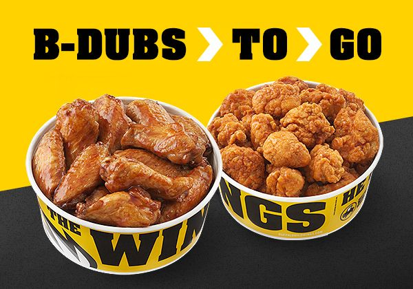 B-Dubs® is your local sports bar, offering hand-spun wings, a range of cold beer, and wall-to-wall live sports. Join the action now.