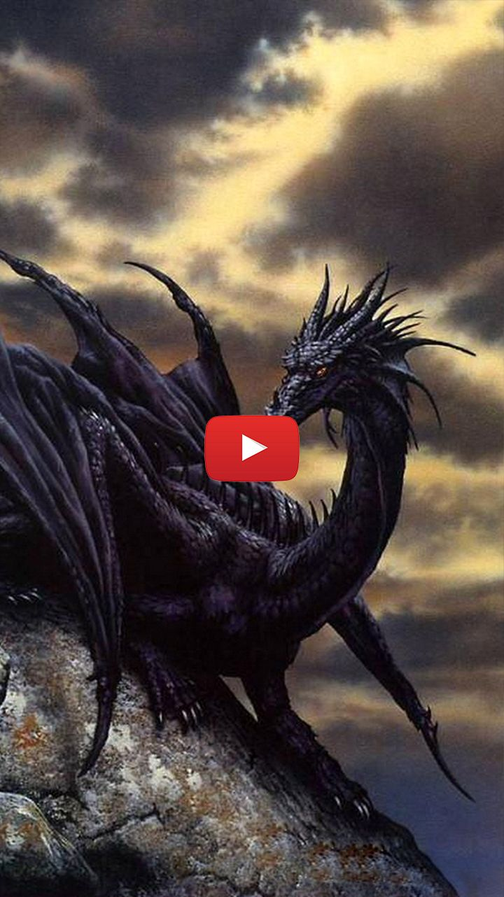 Black Dragon Wallpaper Aesthetic Black Dragon Wallpaper Fantasy Fantasy Dragon Drawing Art In 2020 Black Dragon Fantasy Dragon Fantasy Background