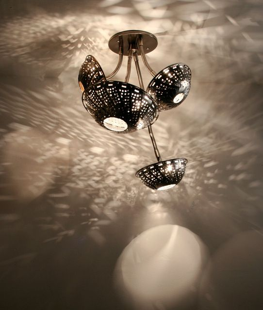 Steamlight Quartet modern ceiling lighting