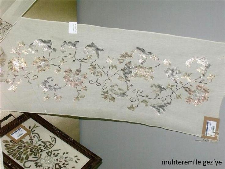 Muhterem'le Sergiye: 2011 İSMEK FESHANE SERGİSİ-TEL KIRMA (2)