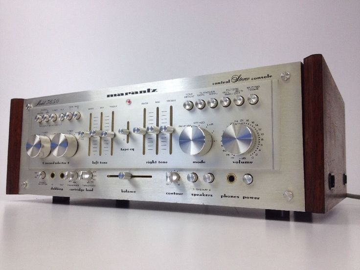 marantz 3650 stereo control preamplifier professionally. Black Bedroom Furniture Sets. Home Design Ideas