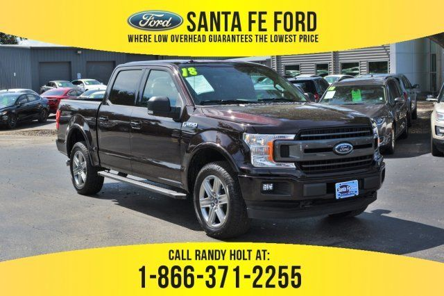 2018 Ford F 150 Xlt 4x4 Truck Automatic 4 Door Ford F150 Xl