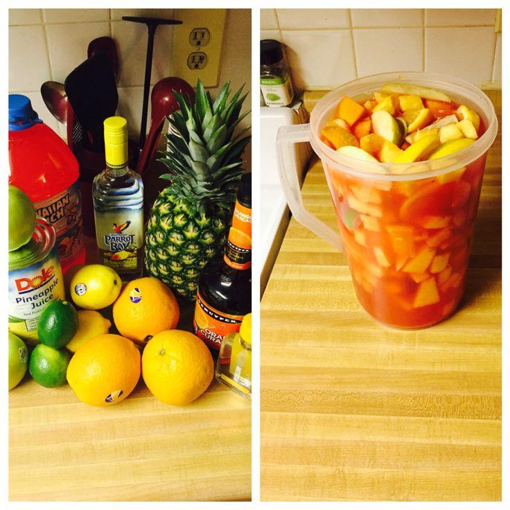 Cheap yummy jungle juice!