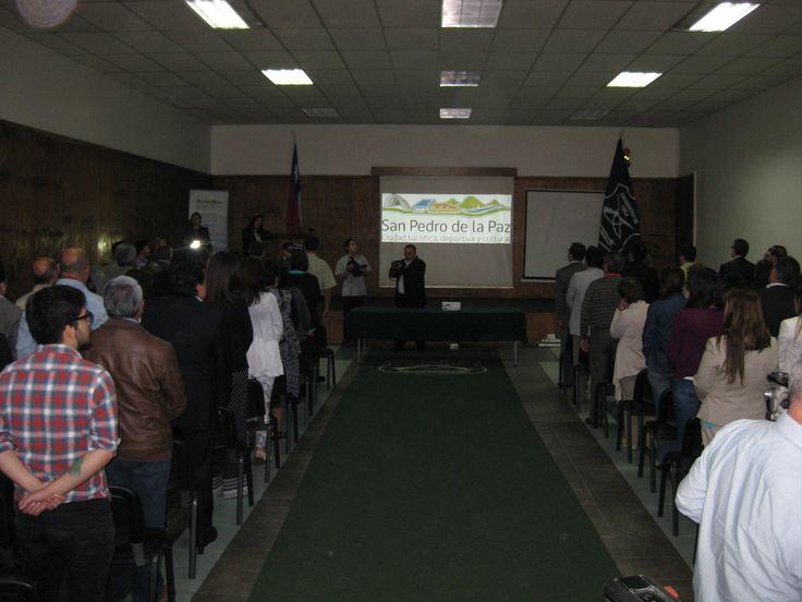 Presentación de Avigilon en Sur de Chile