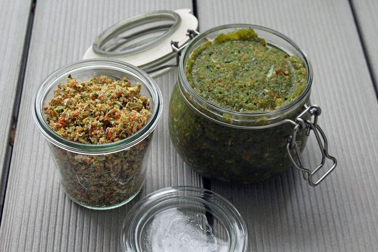 Gemüsebrühe selber machen ohne Zucker und Hefe – 3 Möglichkeiten   Projekt: Gesund leben   Clean Eating, Fitness & Entspannung