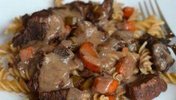 Weeknight Beef Bourguignon