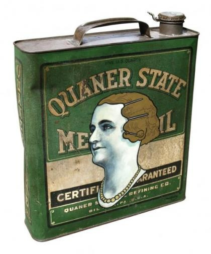 Artist David Le Fleming uses found objects such as old advertising tin cans and metal scraps as his canvas.