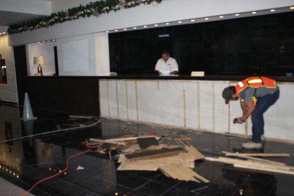 Proyecto del Hotel en Cancún | Lobby