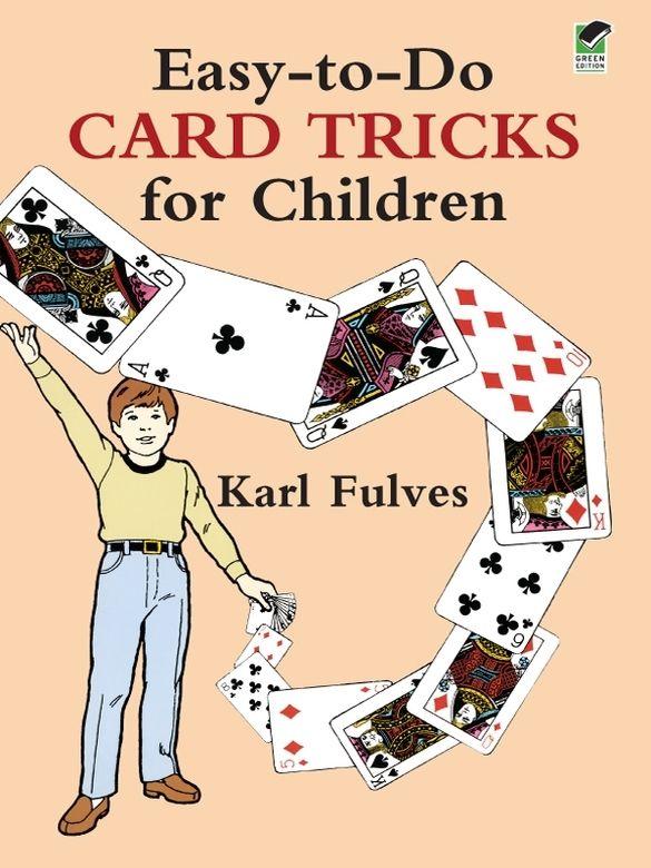 how to do magic tricks with cards pdf