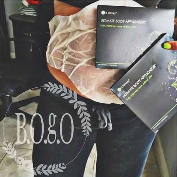 One more day to take advantage of our amazing BOGO wrap deal!!!! That's 8 wraps for only $59!!!  An incredible steal!!! Don't miss out message me today!  text BOGO to 615-479-0014 or you can visit my website at www.fitwrapsbyshleen.com