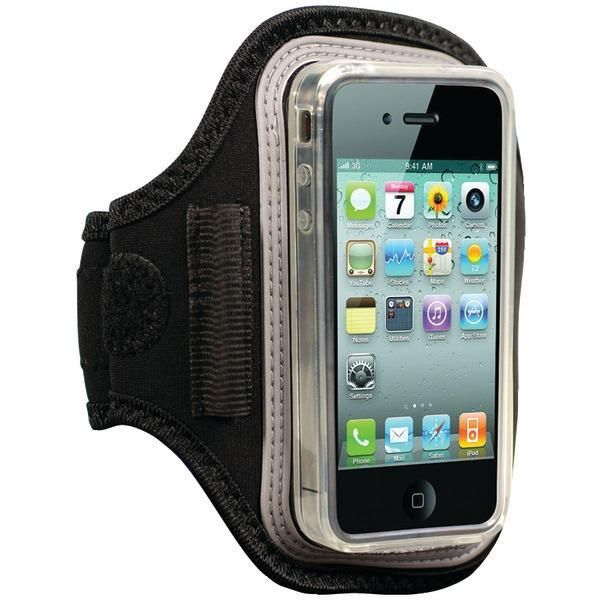 IESSENTIALS IPH-NPA-BK Universal Armband for iPhone(R)-iPod(R)