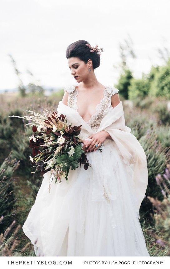 Tuscany Meets Africa | Wedding Inspiration | Wedding Dress | Photography by Lisa Poggi & Gianluca Gasperoni