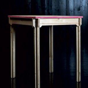 EKO table (various colours). Designed by Béô design. Available at Darwin's Home on http://www.darwinshome.com/en/furniture/638-eko-table.html