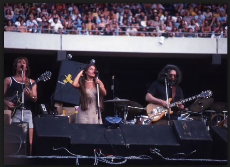 Rock Concerts of My Life By Michael A. Weiss   Photo: unknown   Grateful Dead at Giants Stadium, East Rutherford, NJ, September 2, 1978  Since I didn't drop out of high school to become a roadie after attending the Beach Boys concert, my parents reluctantly permitted me to attend my first Grateful Dead concert at the