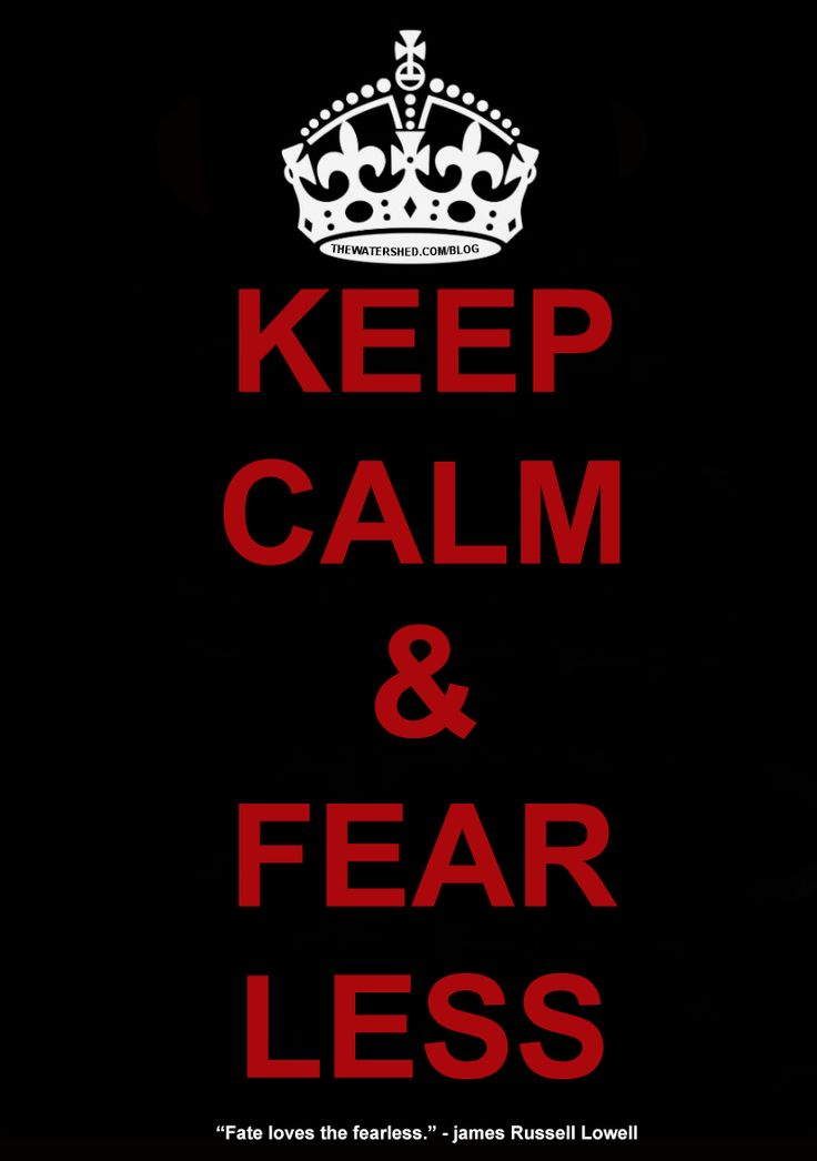 """Fate loves the fearless."" – James Russell Lowell #KeepCalm #Meditation #FearLess #Quote #Blog"