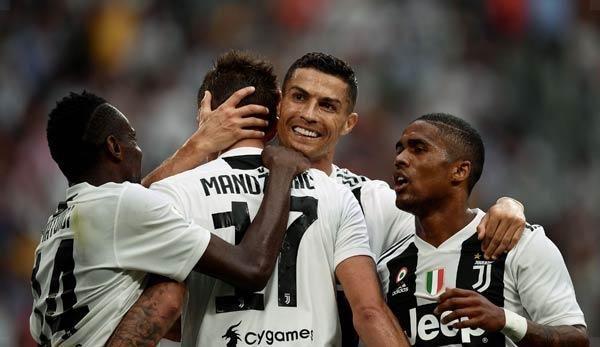 Serie A Parma Calcio V Juventus Live Today Tv Broadcast Live Stream Live Ticker Https Sportworld News Soccer I Juventus Live Juventus Cristiano Ronaldo