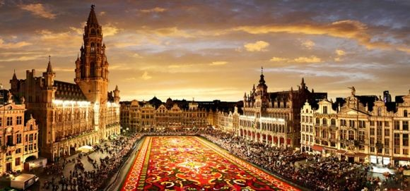 how to travel from brussels to amsterdam