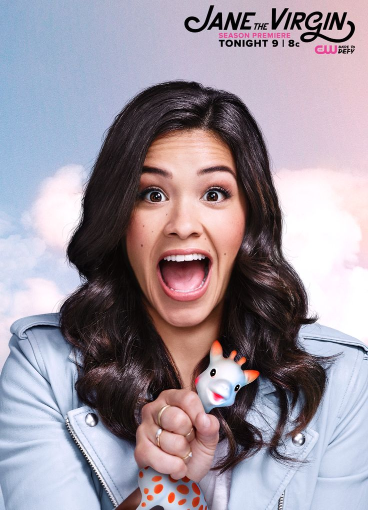 Welcome to the exciting world of motherhood! Season two of #JaneTheVirgin premieres TONIGHT at 9/8c!