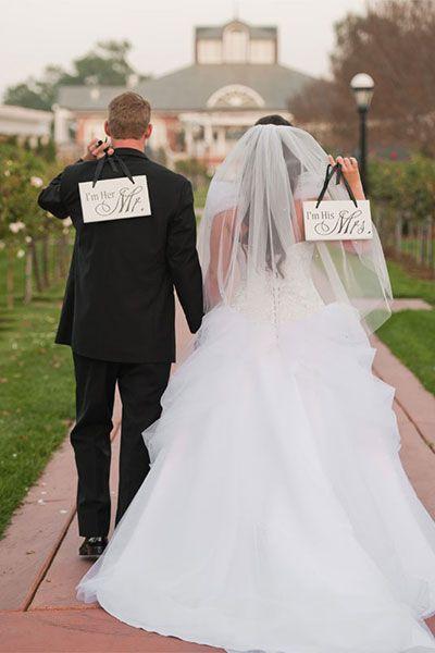 Unique Wedding Photos - Creative Wedding Pictures | Wedding Planning, Ideas & Etiquette | Bridal Guide Magazine