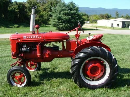 Antique International Tractor Wheel : Best ideas about vintage tractors for sale on