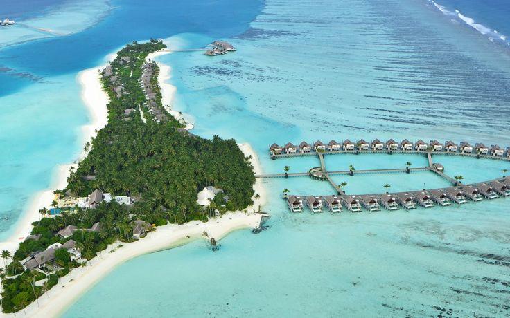 Wallpaper Maldive Este Paradisul
