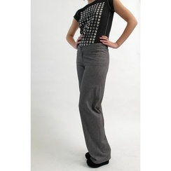 EcoGear | Sears Canada  Semi tailored pant from recycled cottons.