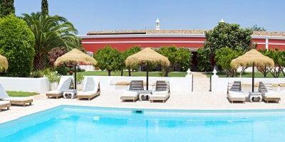 Boutique hotel Algarve Portugal – Quinta|The Red Onion