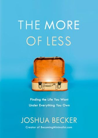 Stephlin's Mountain: The More of Less: A Book Review