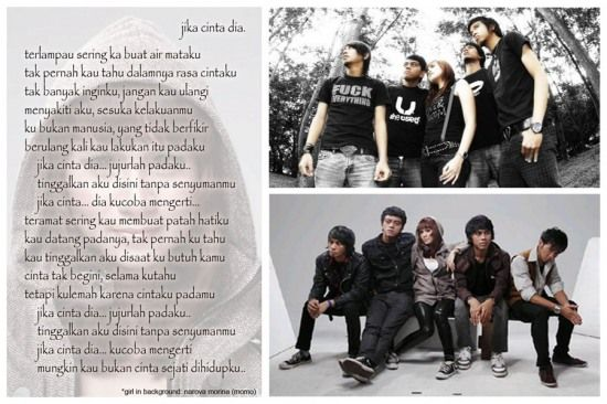 Jika Cinta Dia by @geishaindonesia