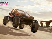 Just how tough is it to get a car scanned into Forza?     - Roadshow  Roadshow  News  Car Culture  Just how tough is it to get a car scanned into Forza?  Turn 10 Studios has quite the unveiling on its hands. Forza Horizon 3 brings the open-world racing ga