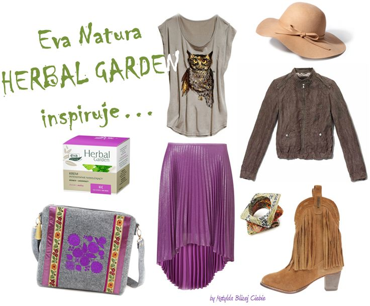 Eva Natura HERBAL GARDEN i fiolet na 2013