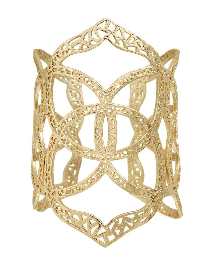 Beautiful kendra scott cuff bracelet for Kendra scott fine jewelry