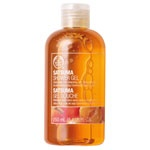 Satsuma Body wash from #thebodyshop This product lathers well and it lasts a real long time which saves you money in the long run. $15,
