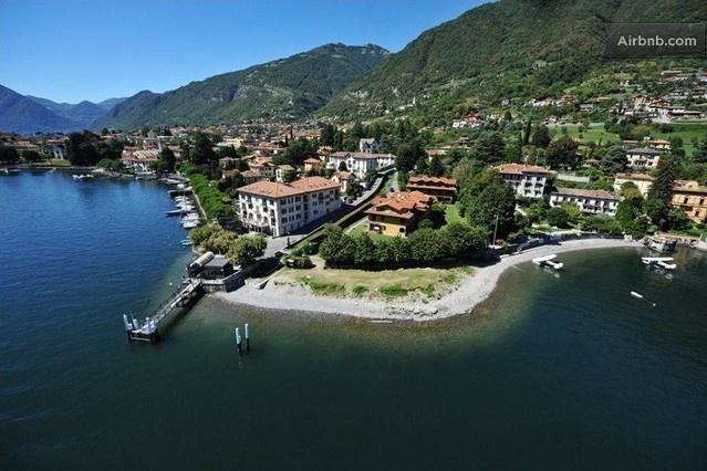 Lago di Como - Lenno Fronte Lago in Tremezzo da $113 per notte