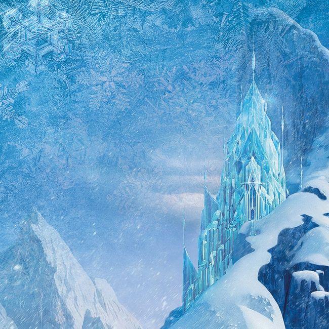 frozen let it go | Frozen: Let It Go 12 x 12 Paper